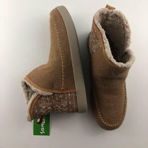 Sanuk Nice Bootah Ojai Ankle Boot